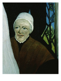 Grandmother, from La Noce (The Wedding) (Detail) Giclee Print by Henri Rousseau