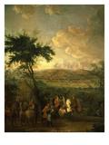 Siege of Namur, Belgium, 30 June 1692 (Captured by Louis Xiv) Giclee Print by Jean-Baptiste Martin