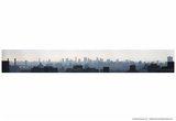 Manhattan Panoramic Posters