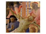 The Deposition of Christ, from Altarpiece of San Marco (Detail) Giclee Print by  Fra Angelico