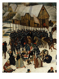 The Massacre of the Innocents (Detail) Giclee Print by Pieter the Younger Brueghel