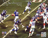 OJ Anderson SB XXV Overhead Handoff Photo