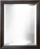 HIGHLAND Black Mirror Wall Mirror