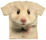 Hamster Face T-skjorter