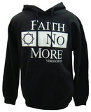 Hoodie: Faith No More - Classic Logo V2 Pullover Hoodie
