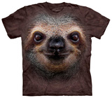Sloth Face T-skjorter