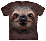 Sloth Face T-Shirts