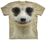Meerkat Face T-Shirt