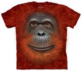Orangutan Face T-shirts