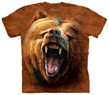 Grizzly Grown T-shirts