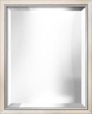 TUXEDO Silver Mirror Wall Mirror