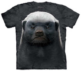 Honey Badger T-shirts