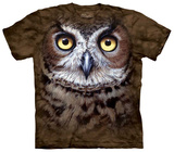 Great Horned Owl Vêtement