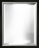 ALLEGRO Silver Mirror Wall Mirror