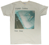 Crystal Castles - Doe Deer (Slim Fit) T-shirts