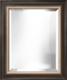 SEDONA Walnut Wide Mirror Wall Mirror