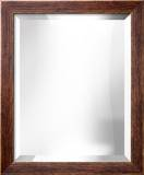 HIGHLAND Walnut Mirror Wall Mirror