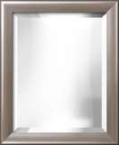 RAMINO Silver Mirror Wall Mirror