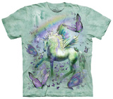 Unicorn &amp; Butterflies T-shirts