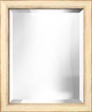 HIGHLAND Cream Mirror Wall Mirror
