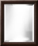 RAMINO Espresso Mirror Wall Mirror