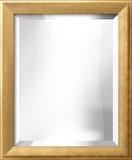 RAMINO Gold Mirror Wall Mirror