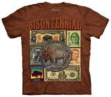 Bisontennial T-shirts