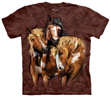 Find 8 Horses T-Shirt