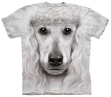 Poodle Face T-Shirt