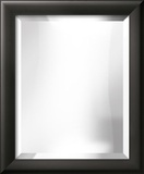 RAMINO Black Mirror Wall Mirror
