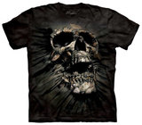 Breakthrough Skull Shirt