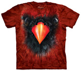 Cardinal Face T-Shirt