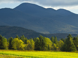 The Adirondack Mountains Near Lake Placid Photographic Print by Michael Melford