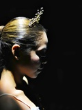 The Head and Shoulders of a Dancer from the National Ballet of Panama Photographic Print by Kike Calvo