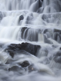 Cascading Buttermilk Falls in Adirondack Park Photographic Print by Michael Melford