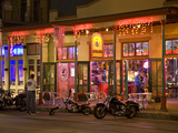 Crow's Southwest Cantina, on the Strand Photographic Print by Richard Nowitz