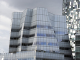 View of Frank Gehry's 'The Sails' Building from the High Line Photographic Print by Alison Wright