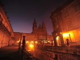 The Pilgrimage Cathedral of Santiago De Compostela Photographic Print by Raul Touzon