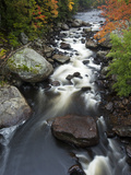 The Fast Moving West Branch of the Ausable River Photographic Print by Michael Melford