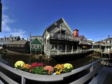 A 180 Degree View of Kennebunkport Photographic Print by Raul Touzon