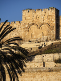 The Golden Gate, the Oldest of the Gates in Jerusalem's Old City Walls Photographic Print by Richard Nowitz