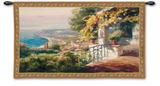 Balcony タペストリー : ロベルト・ロンバルディ