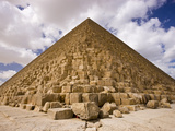 Great Pyramid of Giza, or Cheops Pyramid Photographic Print by Michael Melford