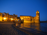 Collioure Beach Photographic Print by Alison Wright