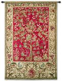 生命の樹(The Tree of Life、ストックレー・フリーズ) タペストリー : ウィリアム・モリス