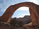 Rainbow Bridge, the Largest Natural Arch in the World Photographic Print by Greg Winston
