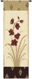 Kimono Orchid Crimson I タペストリー : レジーナ・アンドリュー・デザイン