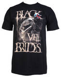 Black Veil Brides - Dust Mask (Slim Fit) T-Shirt