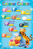Colores - Winnie The Pooh Sjove ting