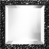 LAVO Black Mirror Decorative Mirror